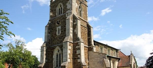 St John the Baptist Church, Stanbridge.