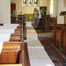From vestry to altar the branch of John 1741