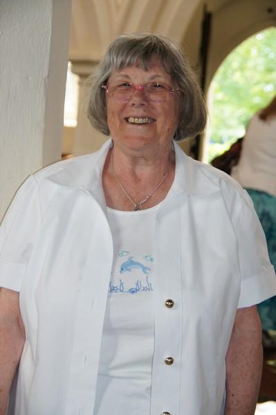 Sheila Rodaway of Canada