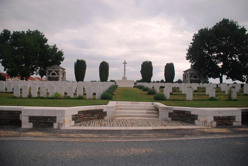 Woburn Abbey Cemetery Cuinchy
