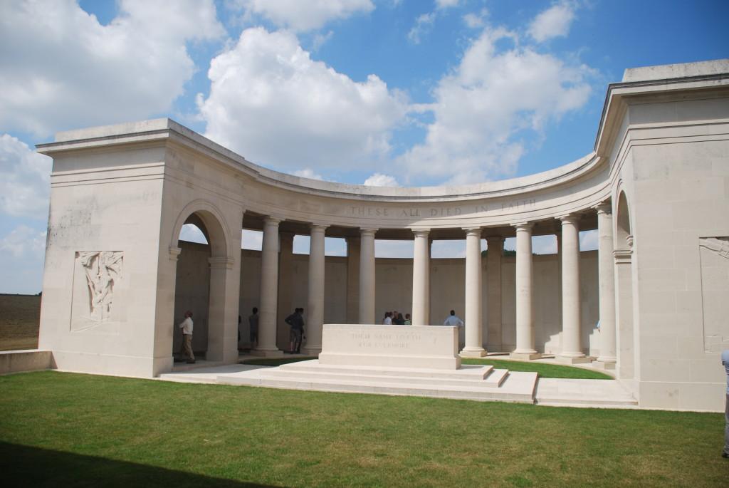 Cambrai Memorial Louveral Military Cemetery