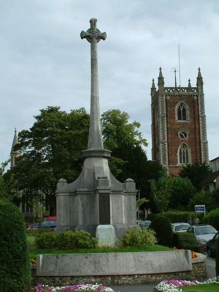 The War Memorial, St Albans.