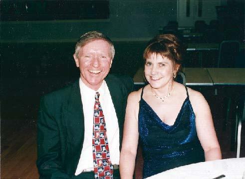 Ewart and Elaine Tearle