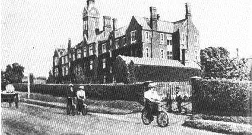 Hertford Union Workhouse
