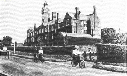 Hertford Union Workhouse
