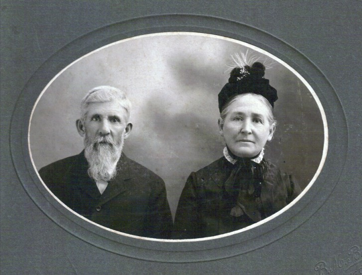 John and Mary Nunnelly