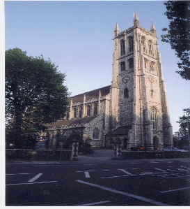 St Marys, Portsea, from their website