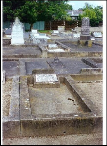 Grave of Arthur b12 Dec 1874 in Wing