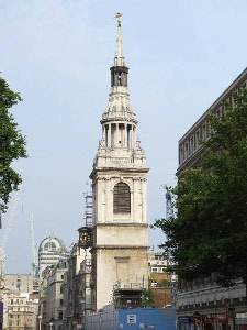 St Mary le Bow