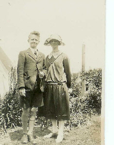 Frank and Sadie 1925 Hastings NZ