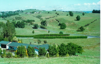 After-sport playground. Farmlet and district, Otorohanga
