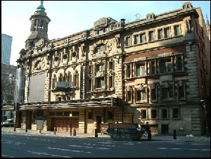 Shaftsbury Theatre