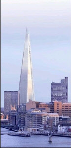 Proposed Shard, London Bridge