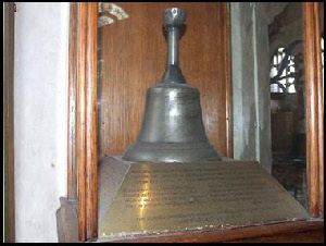 The St Sepulcre execution handbell