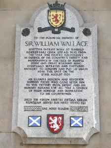 Sir William Wallace memorial