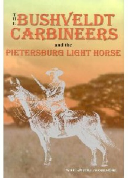 "Cover of the book ""Bushveldt Carbineers"""