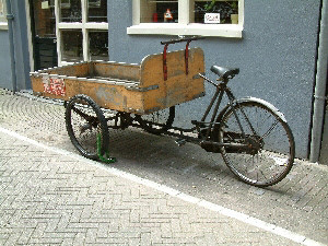 Cycle barrow