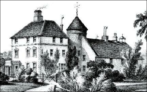 The Manor House c1850