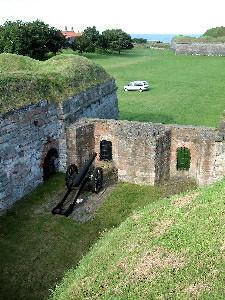 Elizabethan ramparts, Berwick