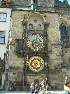 Clock, Old Town Hall