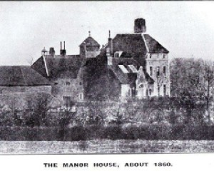 The Manor House 1860