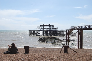Lament for Brighton West Pier