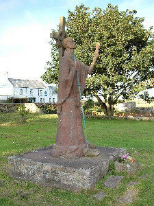 St Cuthbert near Lindisfarne Priory