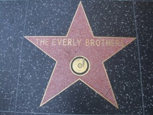 Everly Brothers Star
