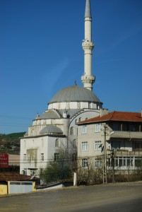 A little village mosque.
