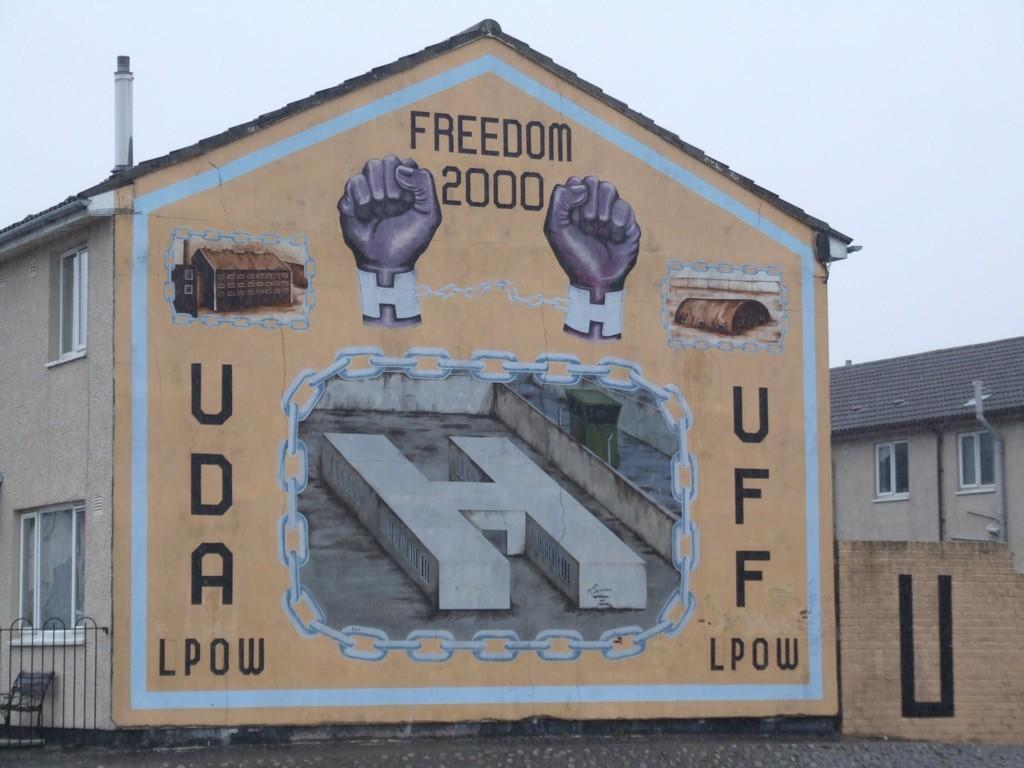 UDA mural.