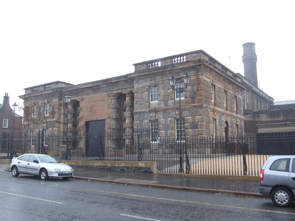 Crumlin Rd Prison.