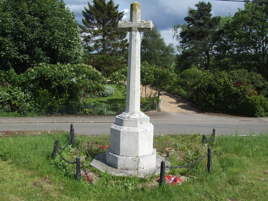 War memorial, Soulbury.