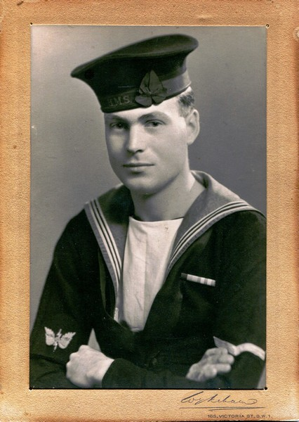 Douglas Hubert Tearle in Uniform
