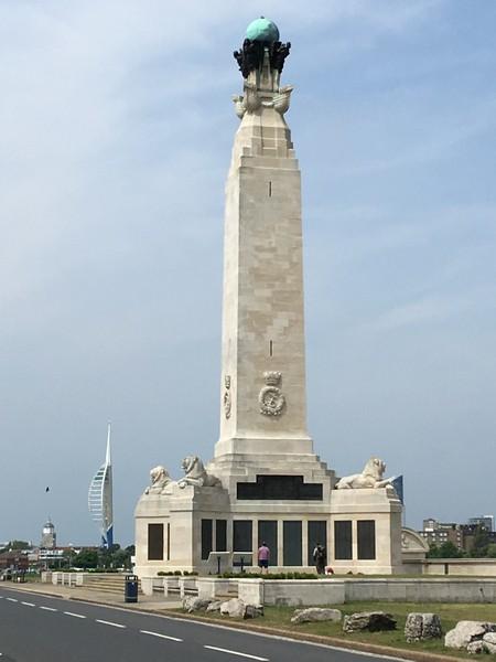 Southsea Naval Memorial