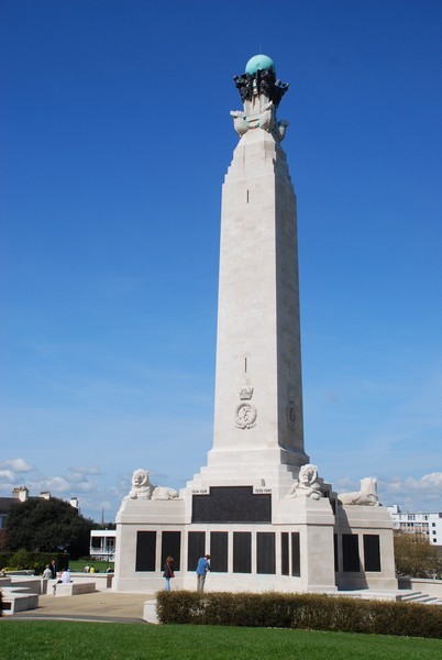 Plymouth Naval Memorial