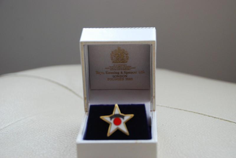 DSC_9610 Victors Arctic Convoy medal