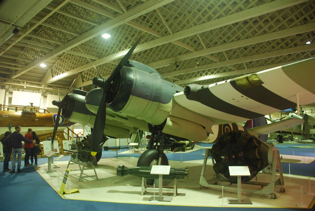 Beaufighter TF.X at Hendon.