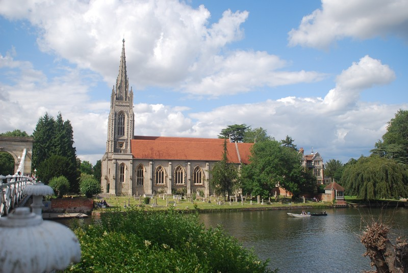 All Saints Church, Marlow, Buckinghamshire