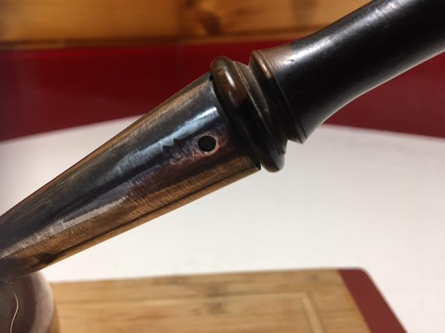 Missing rivet