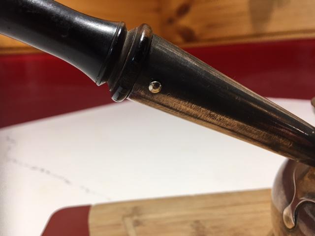 Good side of the rivet